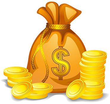 мешок с деньгами. Деньги и энергия 1