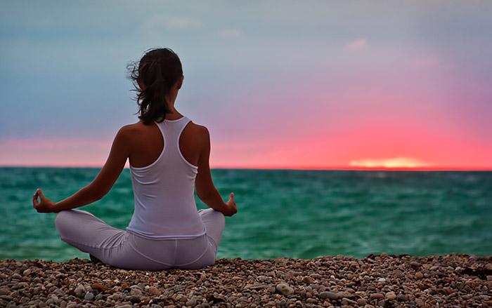 Медитация перед сном