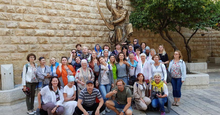 Большой тур в Израиль октябрь 2018
