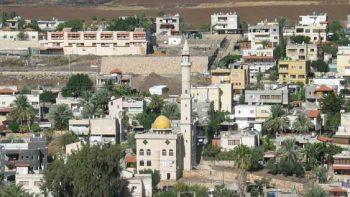 друзские деревни израиль