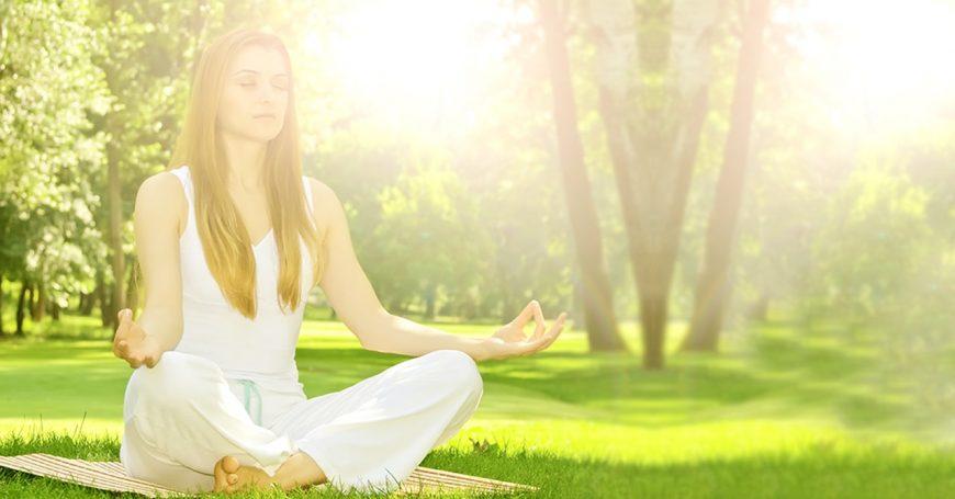 Медитация очистка