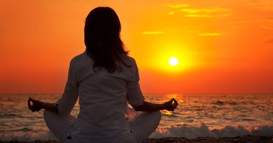 Медитация перед сном для привлечения благополучия