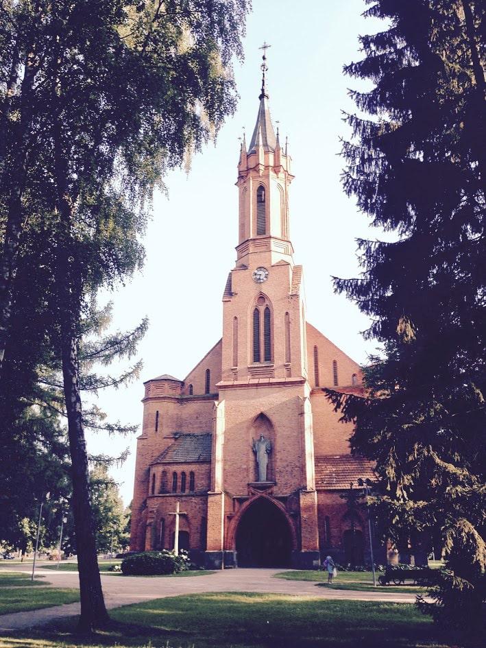 Литва. Друскининкай