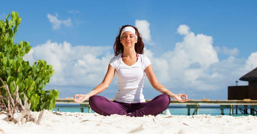 Утренняя йога и медитация